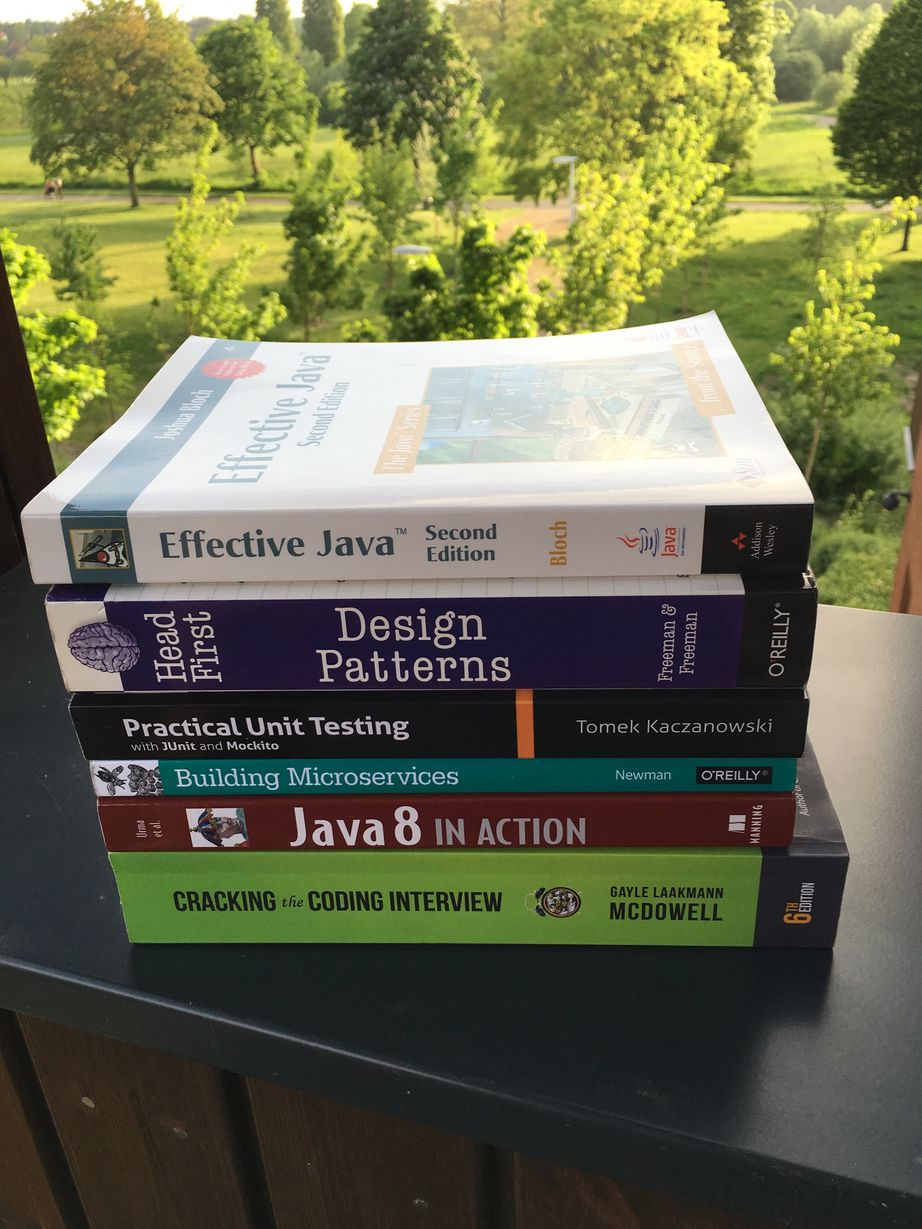 Recommended Java Books
