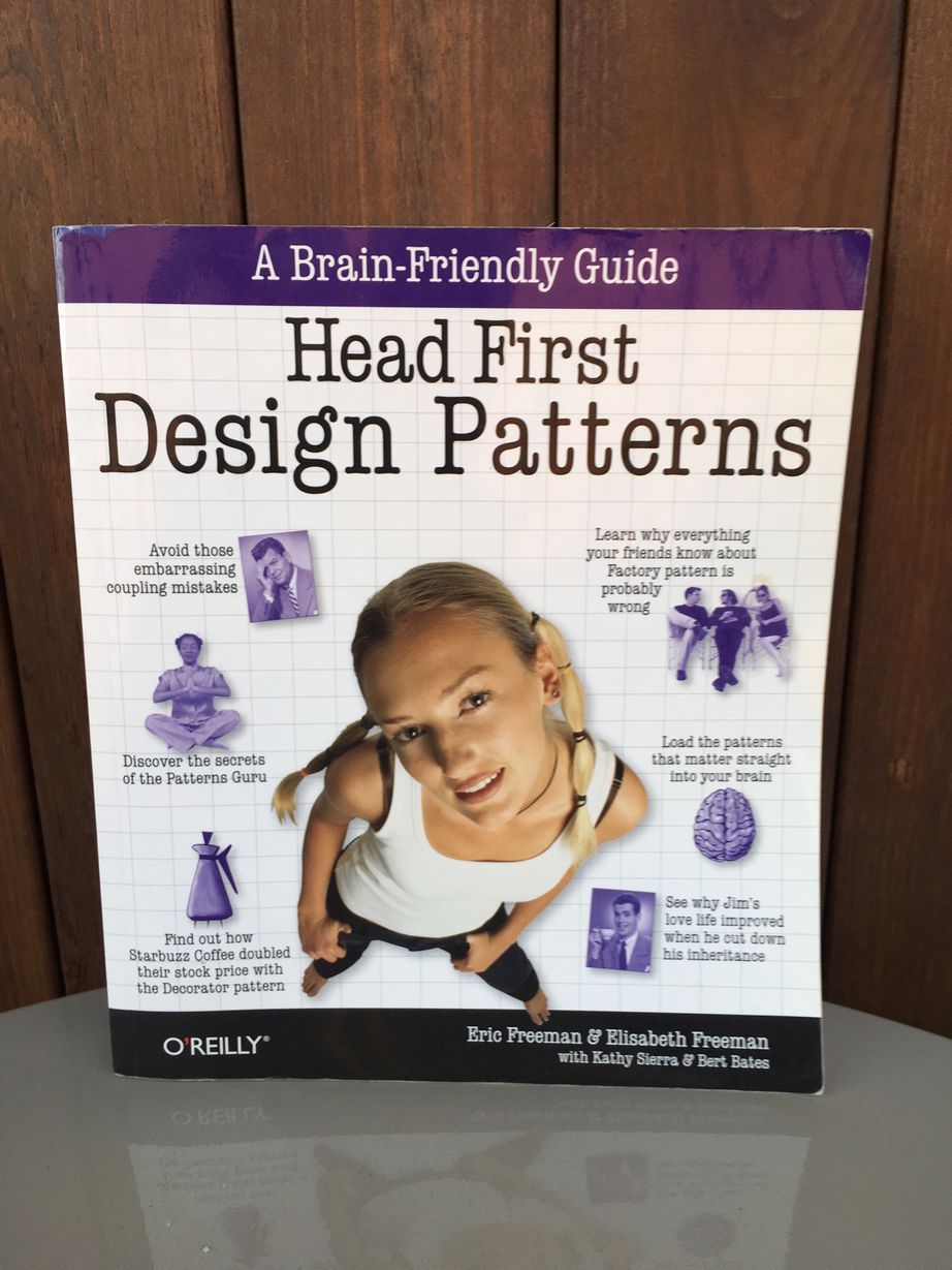 Head First Design Pattern Book