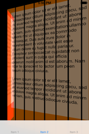 An Interactive Tab Bar Controller Transition