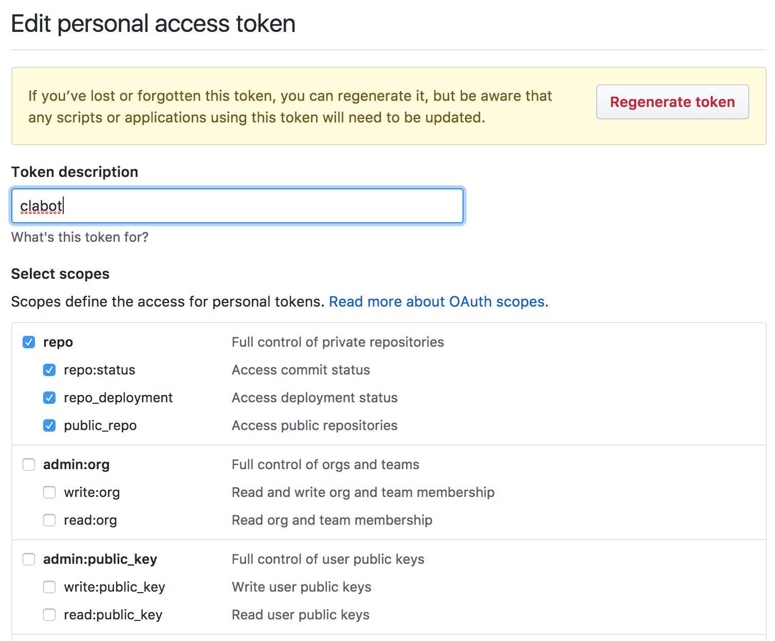 Developing a GitHub Bot with AWS Lambda
