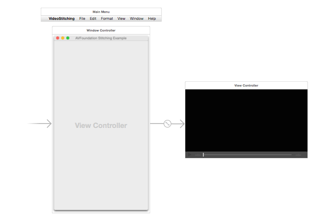 Video Stitching with AVFoundation