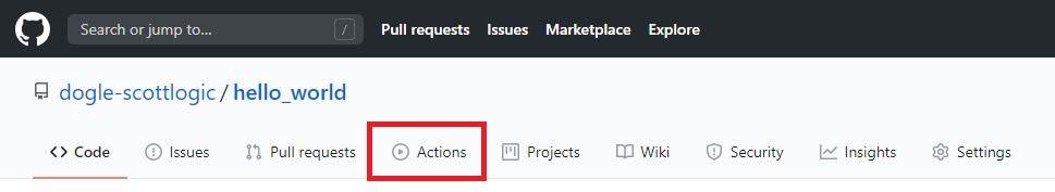 GitHub Toolbar